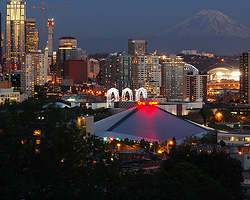 Key Arena, Seattle, WA